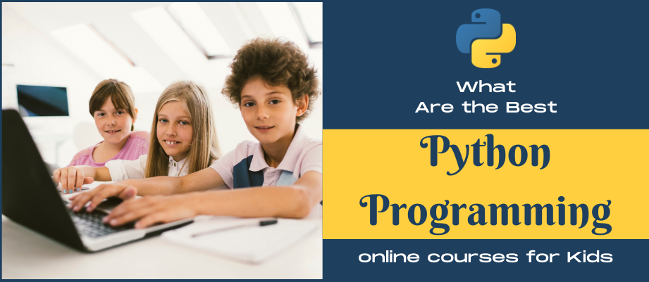 What Are the Best Python Programming Online Courses for Kids